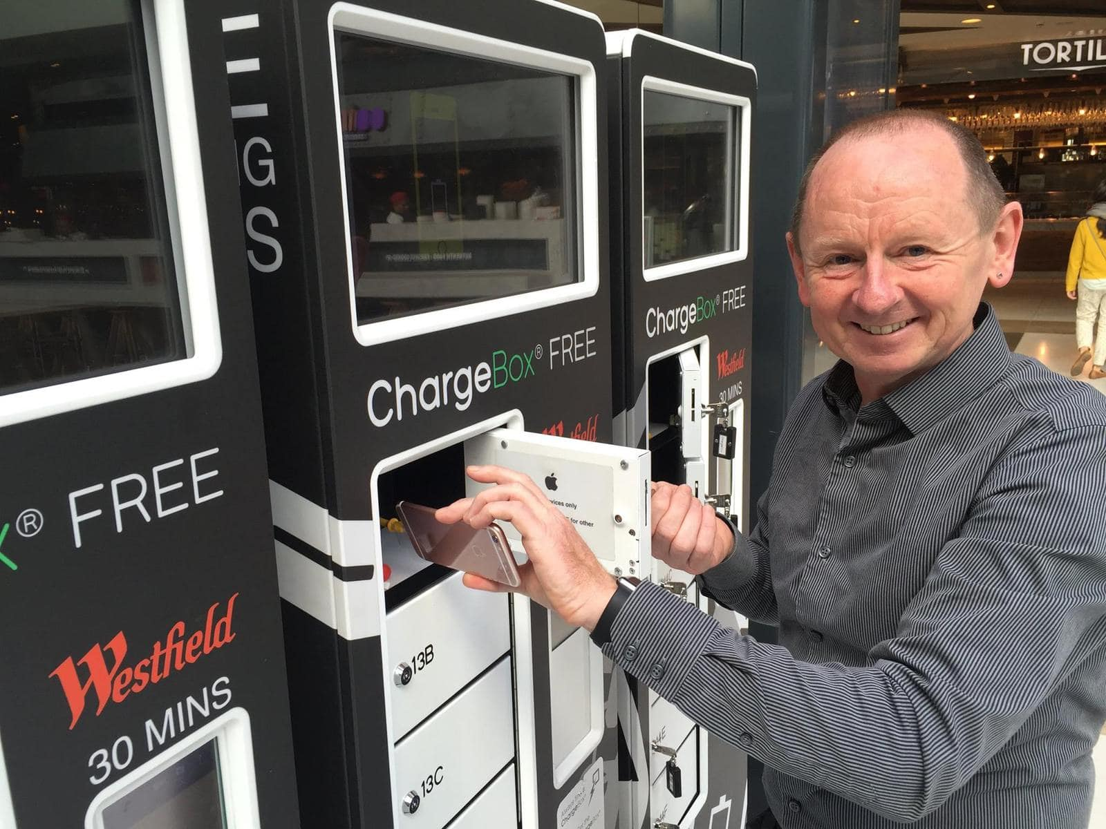 10 questions with… ChargeBox CEO Ian Hobson