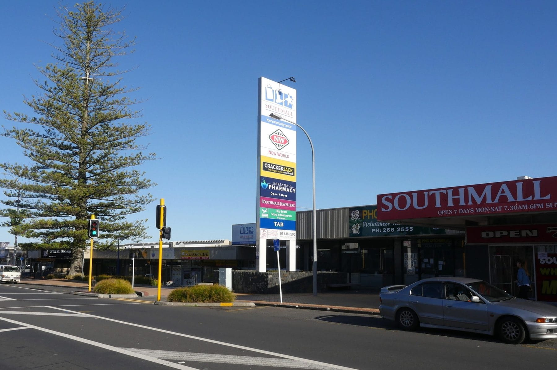 Celebrating local: Southmall Shopping Centre