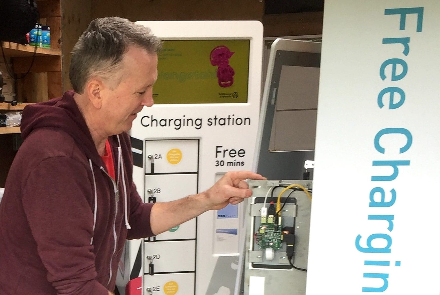 Charging up for more events across NZ